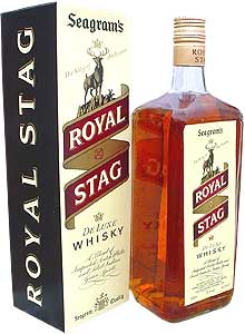 how to open royal stag whisky bottle
